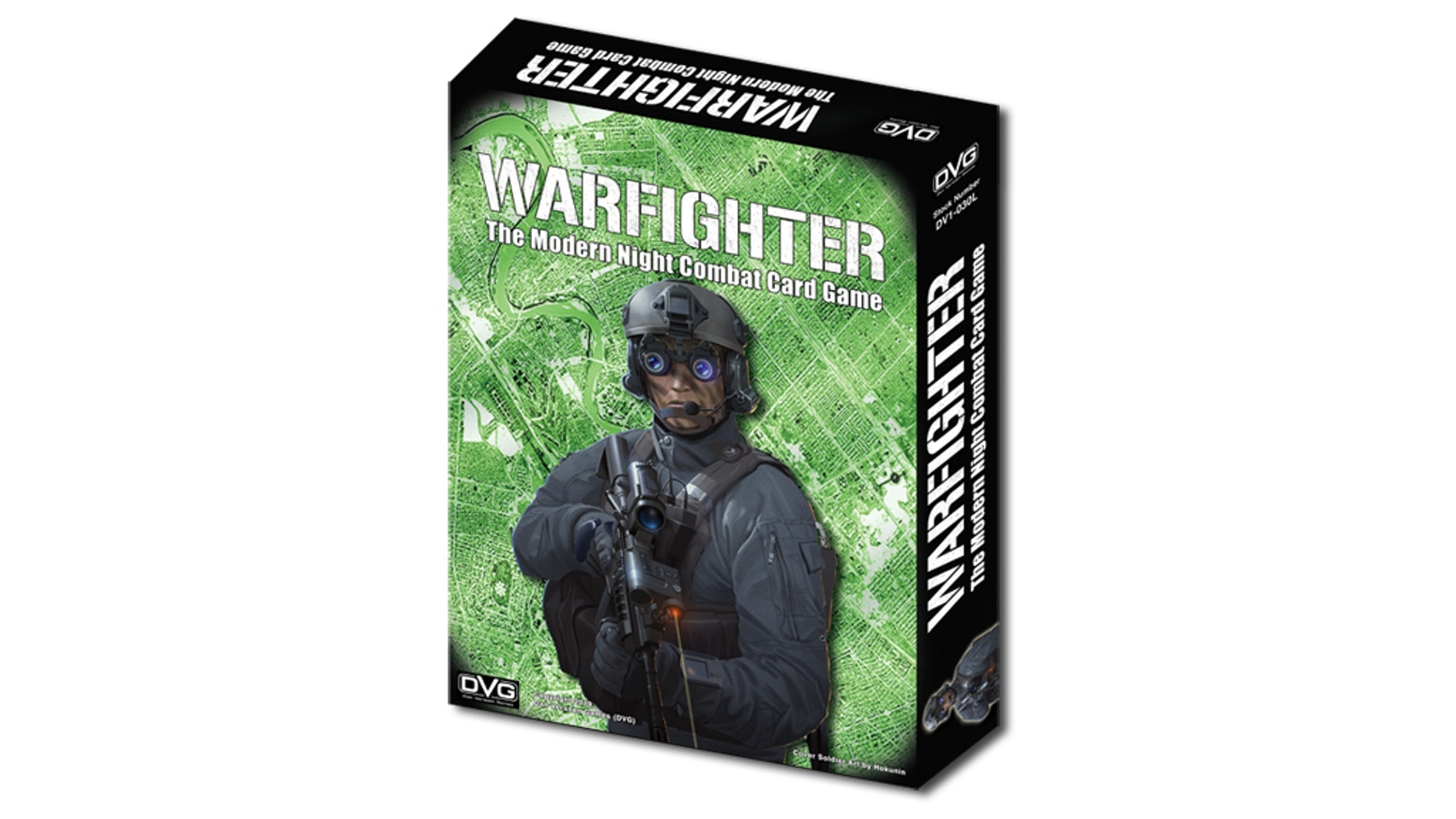 Warfighter Shadow War: Core Game