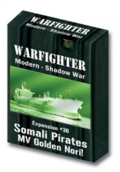 Warfighter Shadow War: Expanion 036: MV Golden Nori