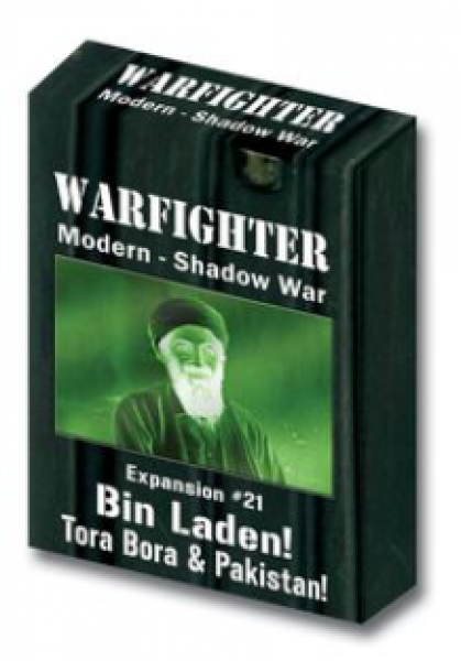 Warfighter Shadow War: Expansion 21: Bin Laden