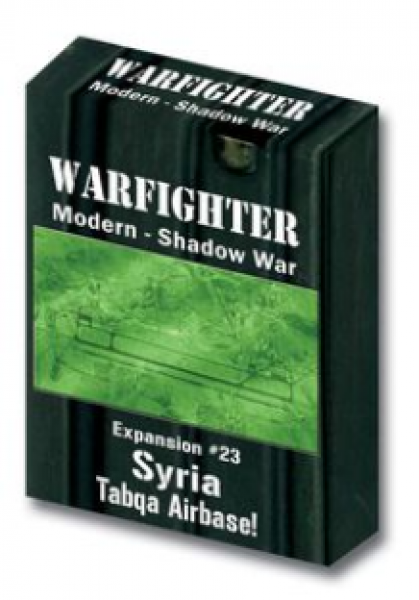 Warfighter Shadow War: Expansion 23: Syria Tabqa Airbase