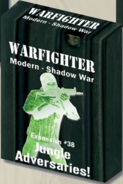 Warfighter Shadow War: Expansion 38: Jungle Adversaries
