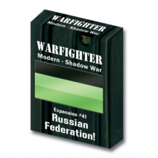 Warfighter Shadow War: Expansion 41: Russian Soldiers
