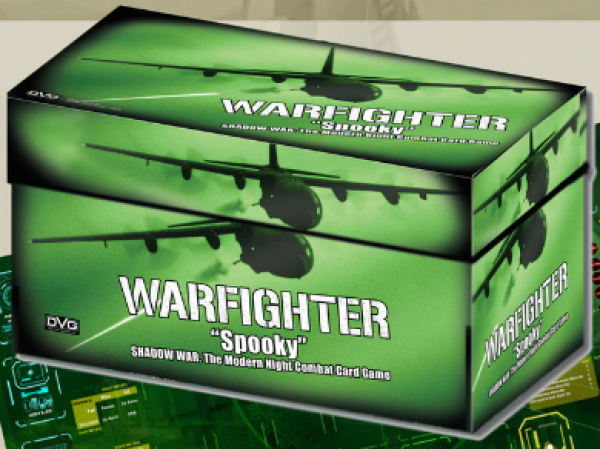 Warfighter Shadow War: Expansion 42: Spooky Crate