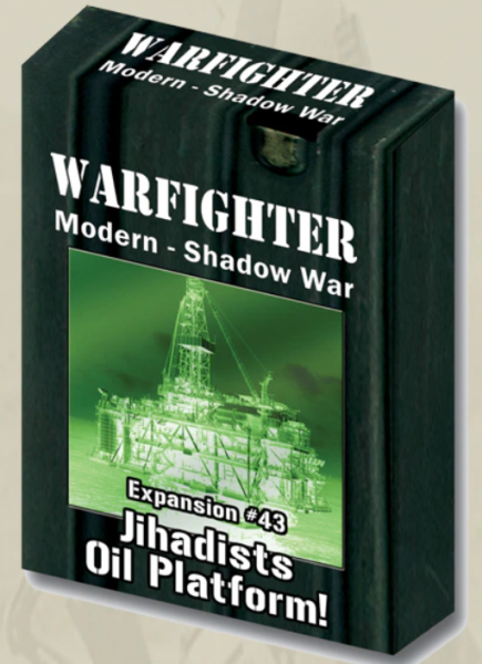 Warfighter Shadow War: Expansion 43: Jihandists Oil Platform