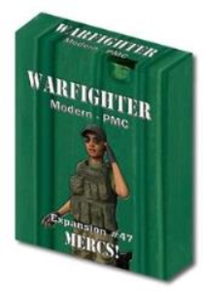 Warfighter Modern- PMC #047: Mercs!
