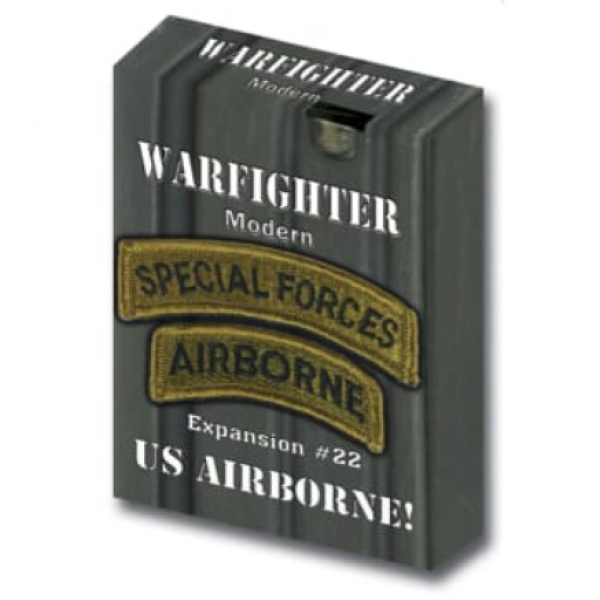 Warfighter Modern #022: US Airborne