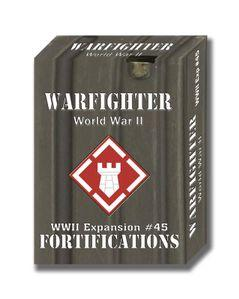 Warfighter World War II: Expansion #45 - Fortifications