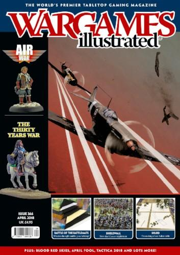 Wargames Illustrated: #366