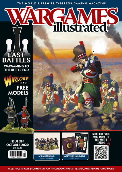 Wargames Illustrated: #394