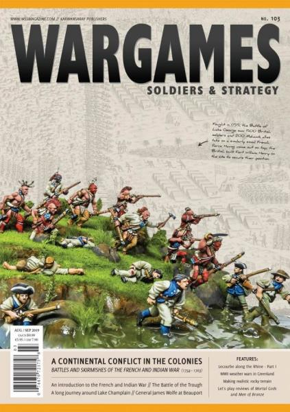 Wargames, Soldiers & Strategy Magazine: Issue #103