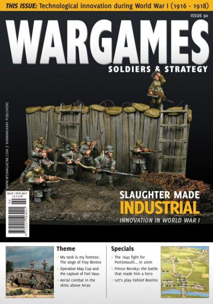 Wargames, Soldiers & Strategy Magazine: Issue #90