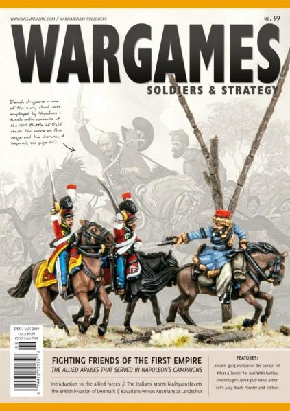 Wargames, Soldiers & Strategy Magazine: Issue #99