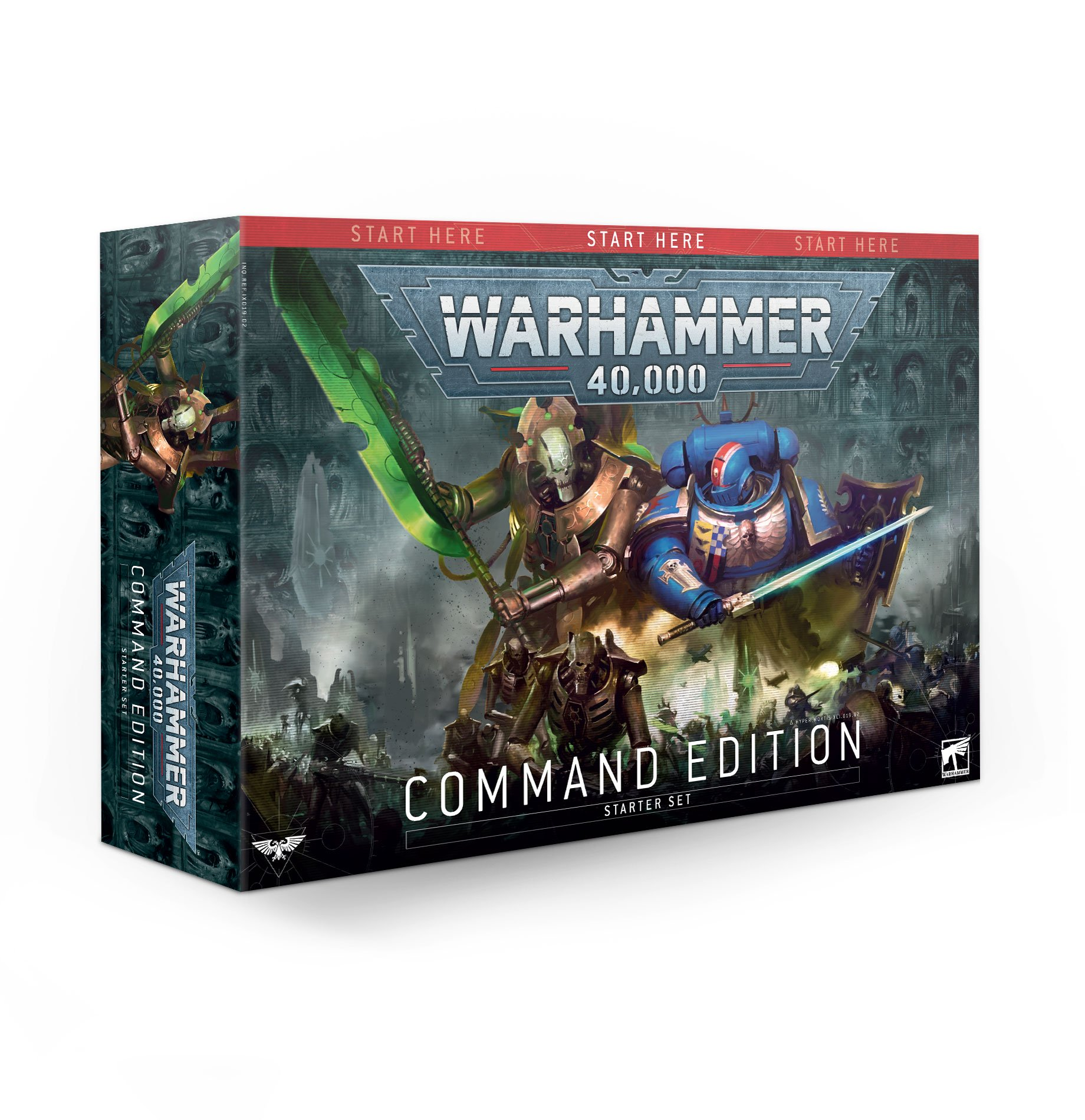 Warhammer 40,000: 9th Ed. Starter Set: Command Edition