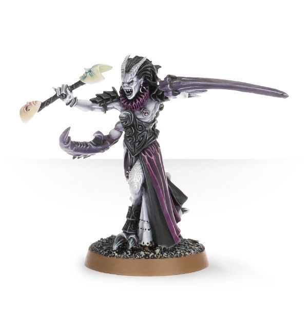 Warhammer 40,000/ Age Of Sigmar: Chaos Daemons: The Masque (of Slaanesh)