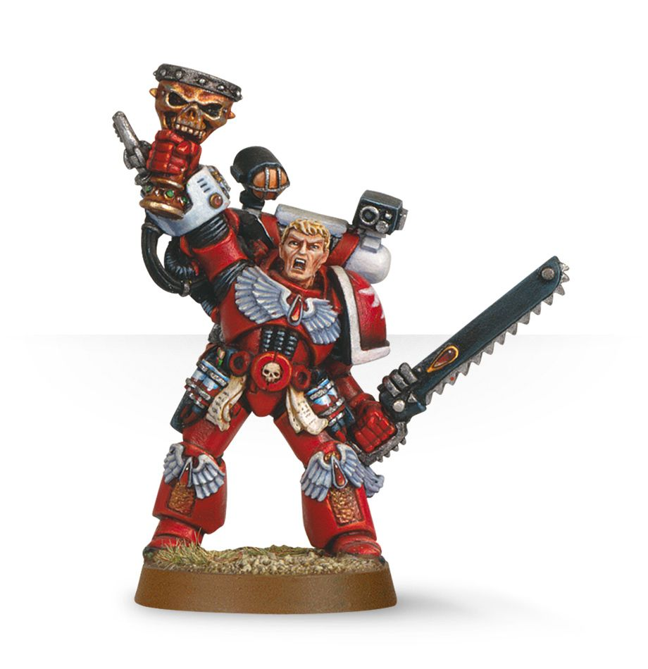 Warhammer 40,000: Blood Angels: Brother Corbulo