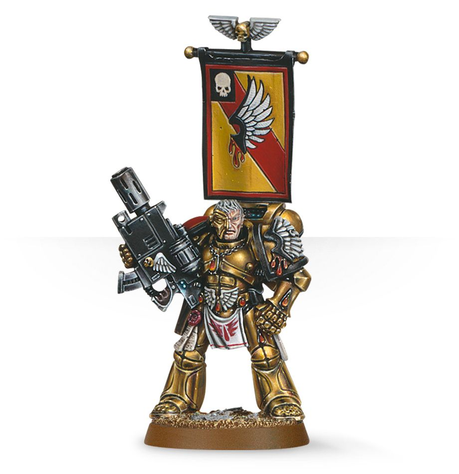 Warhammer 40,000: Blood Angels: Captain Tycho