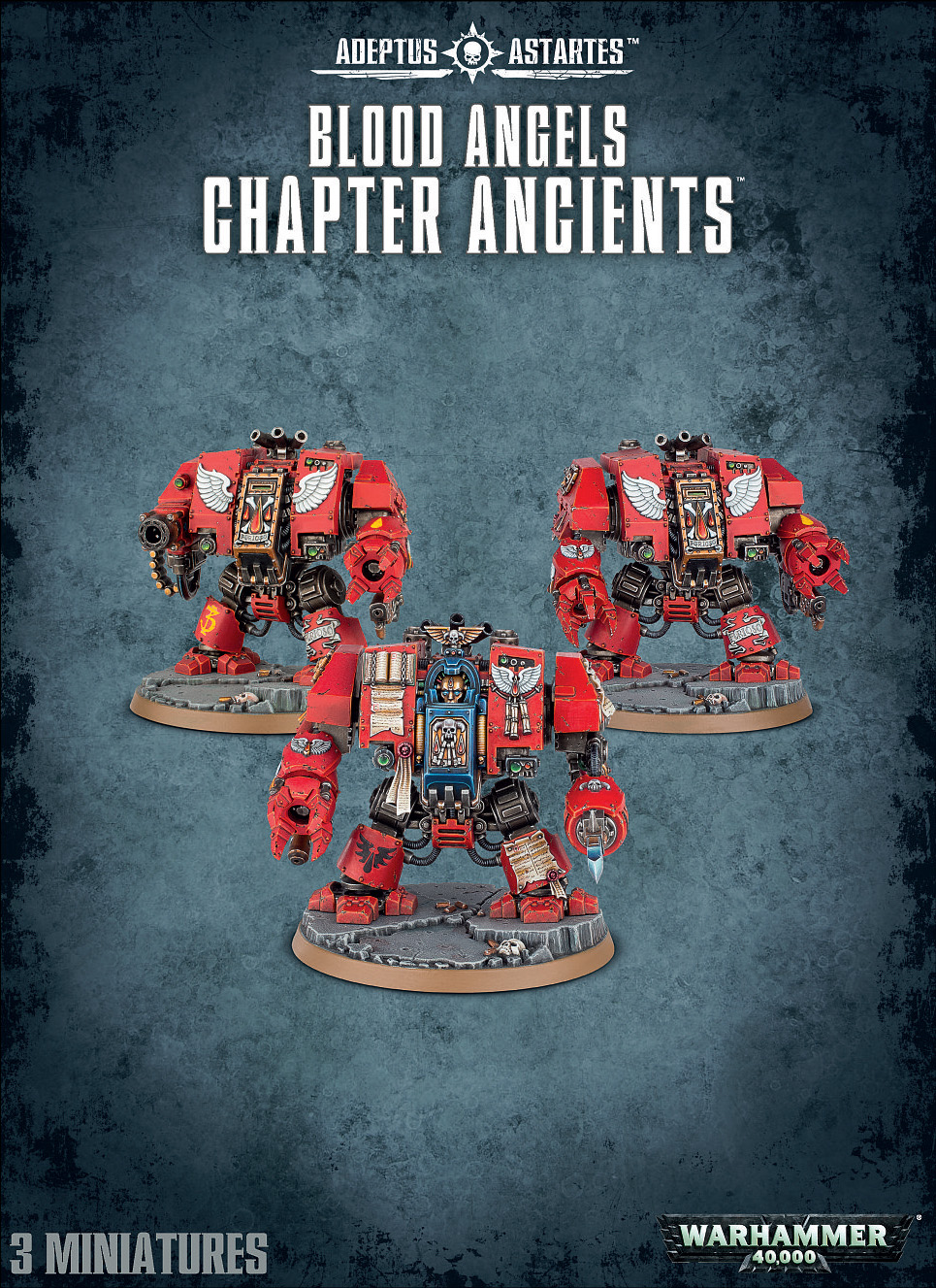 Warhammer 40,000: Blood Angels: Chapter Ancients