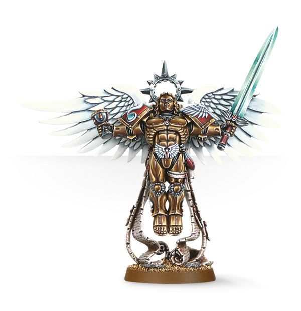 Warhammer 40,000: Blood Angels: The Sanguinor, Exemplar of the Host