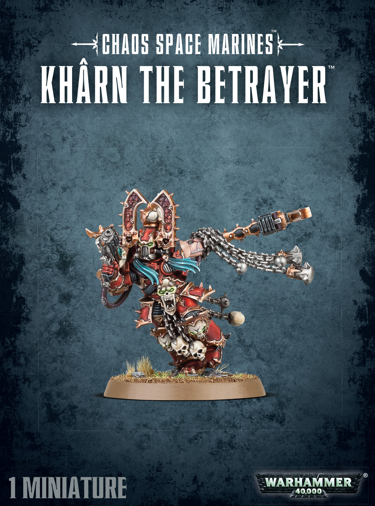 Warhammer 40,000: Chaos Space Marines: Kharn the Betrayer