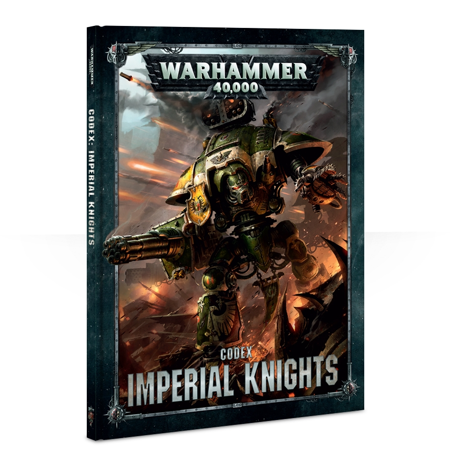 Warhammer 40,000: Codex: Imperial Knights