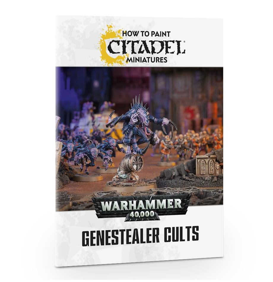 Warhammer 40,000: Genestealer Cults: How To Paint