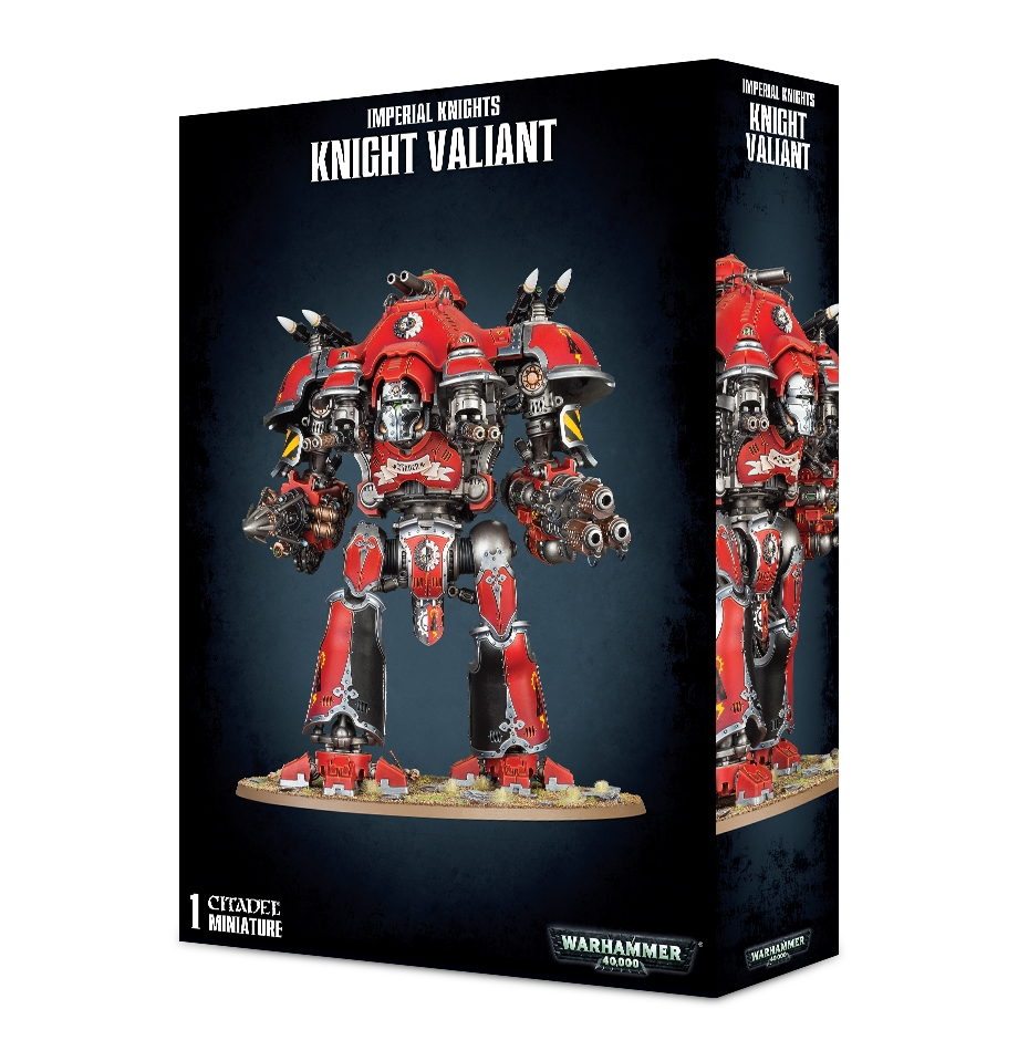 Warhammer 40,000: Imperial Knights: Knight Valiant