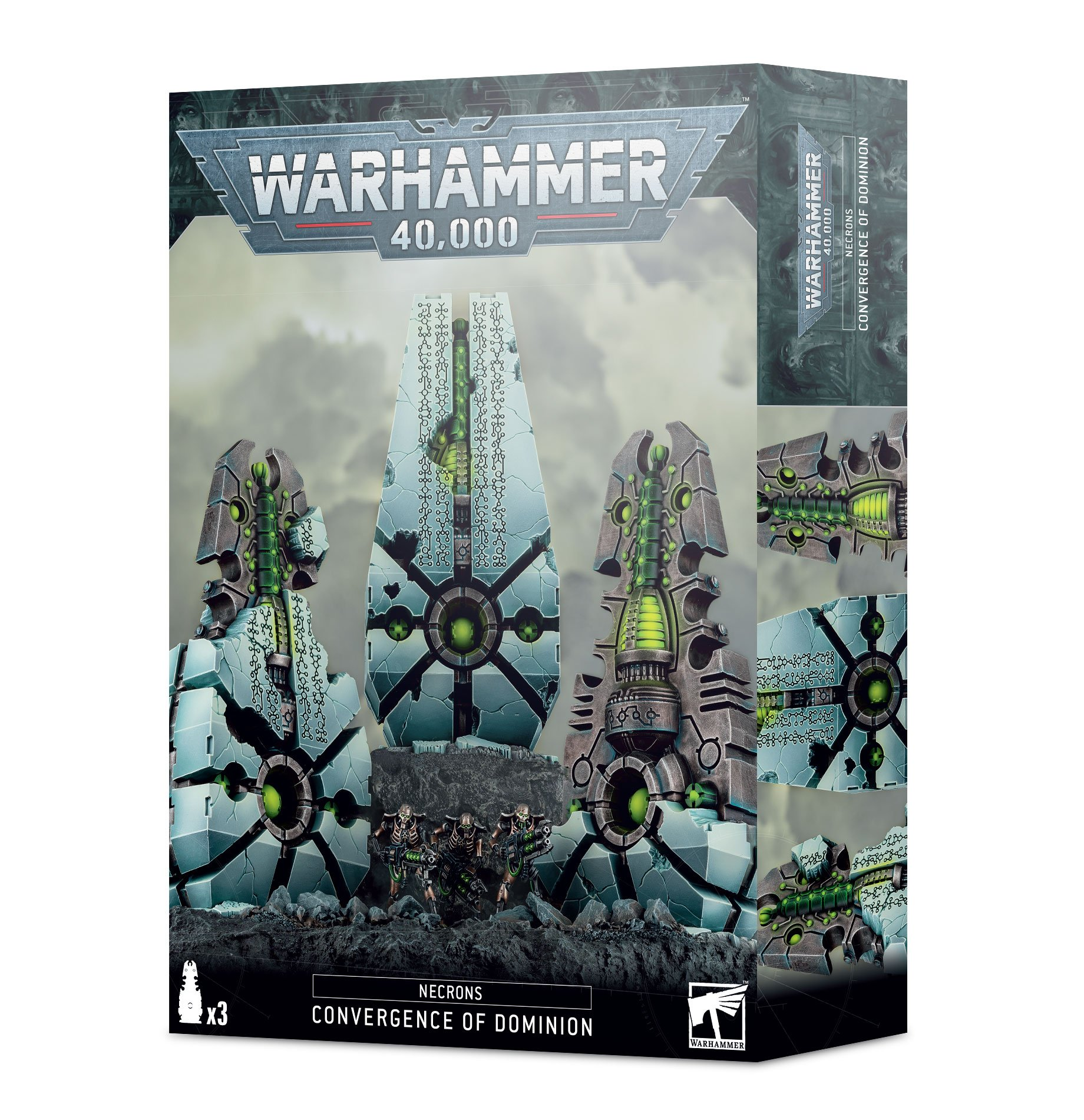 Warhammer 40,000: Necrons: Convergence of Dominion