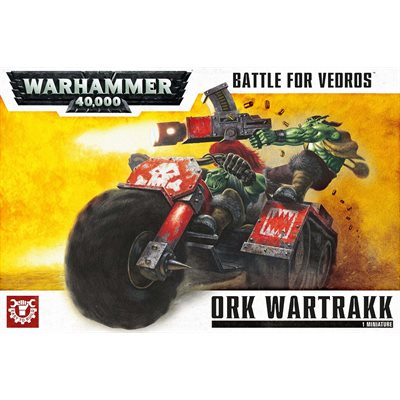 Warhammer 40,000: Orks: Battle for Vedros Ork Wartrakk