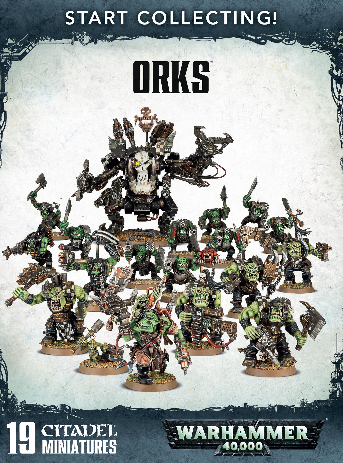 Warhammer 40,000: Orks: Start Collecting!