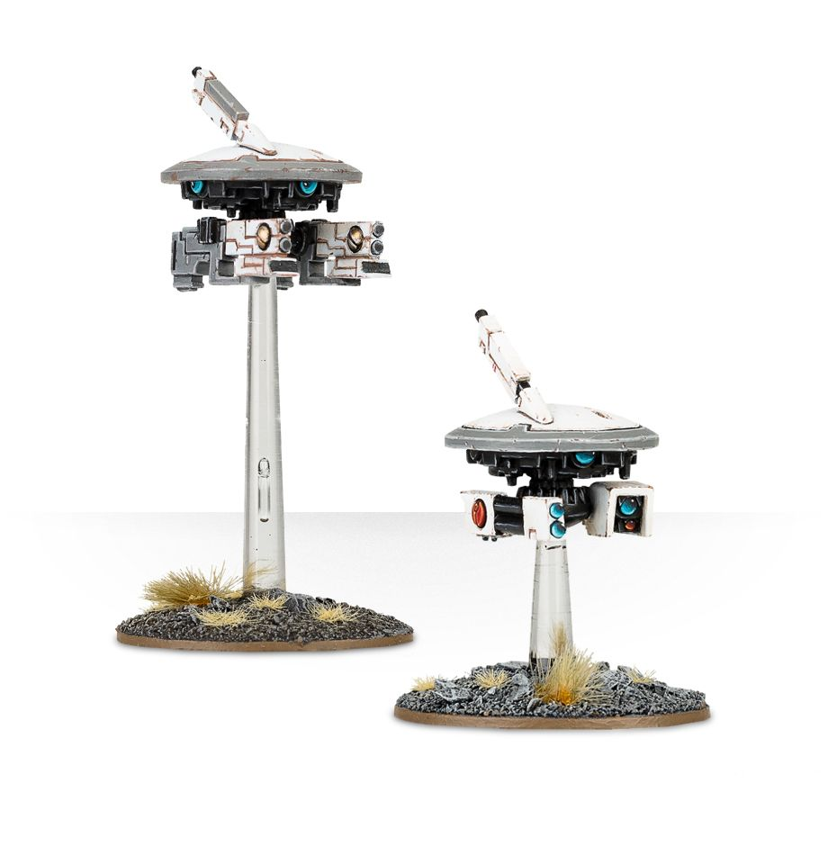 Warhammer 40,000: Tau Empire: Tactical Drones