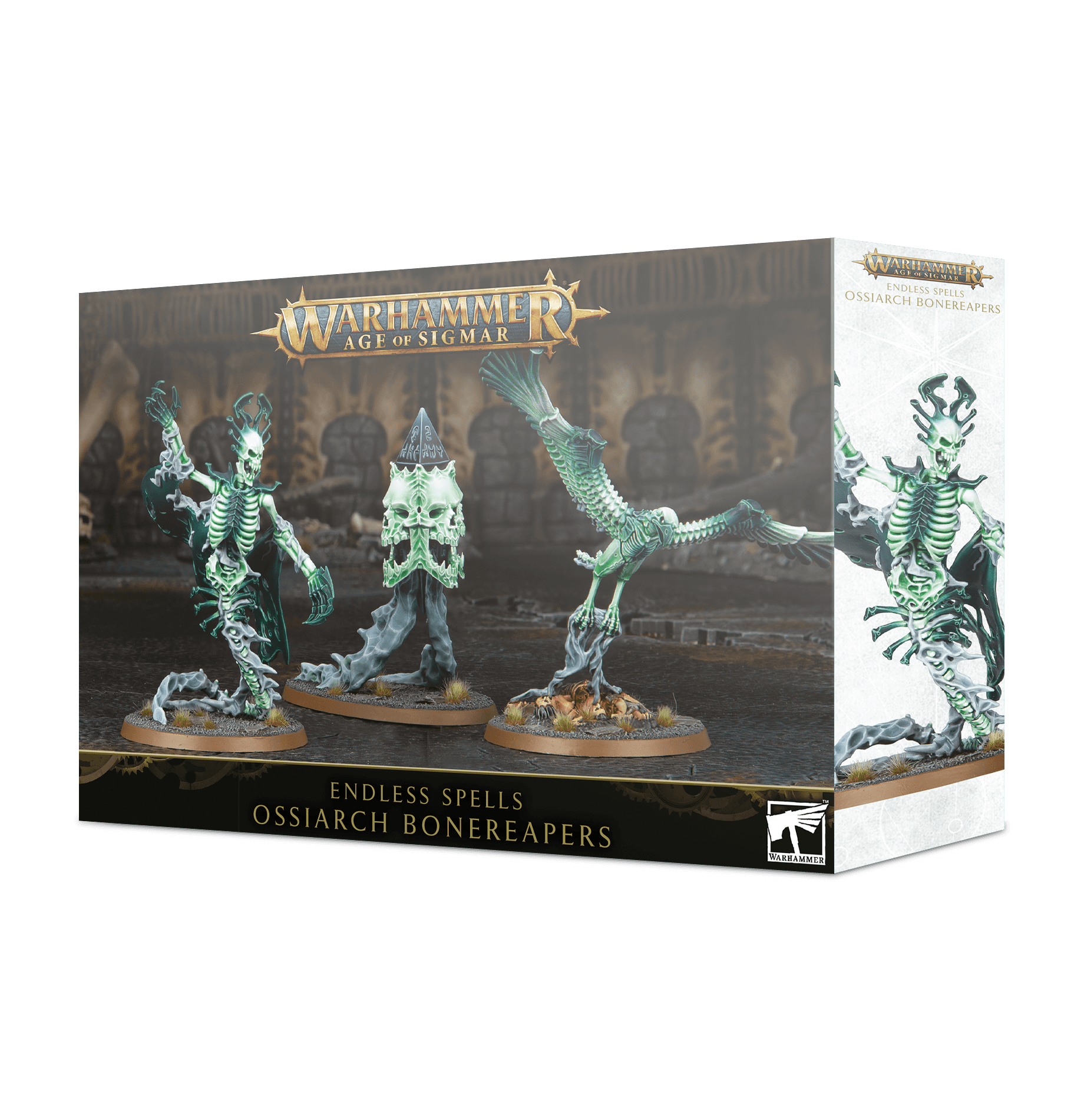 Warhammer Age Of Sigmar: Ossiarch Bonereapers: Endless Spells