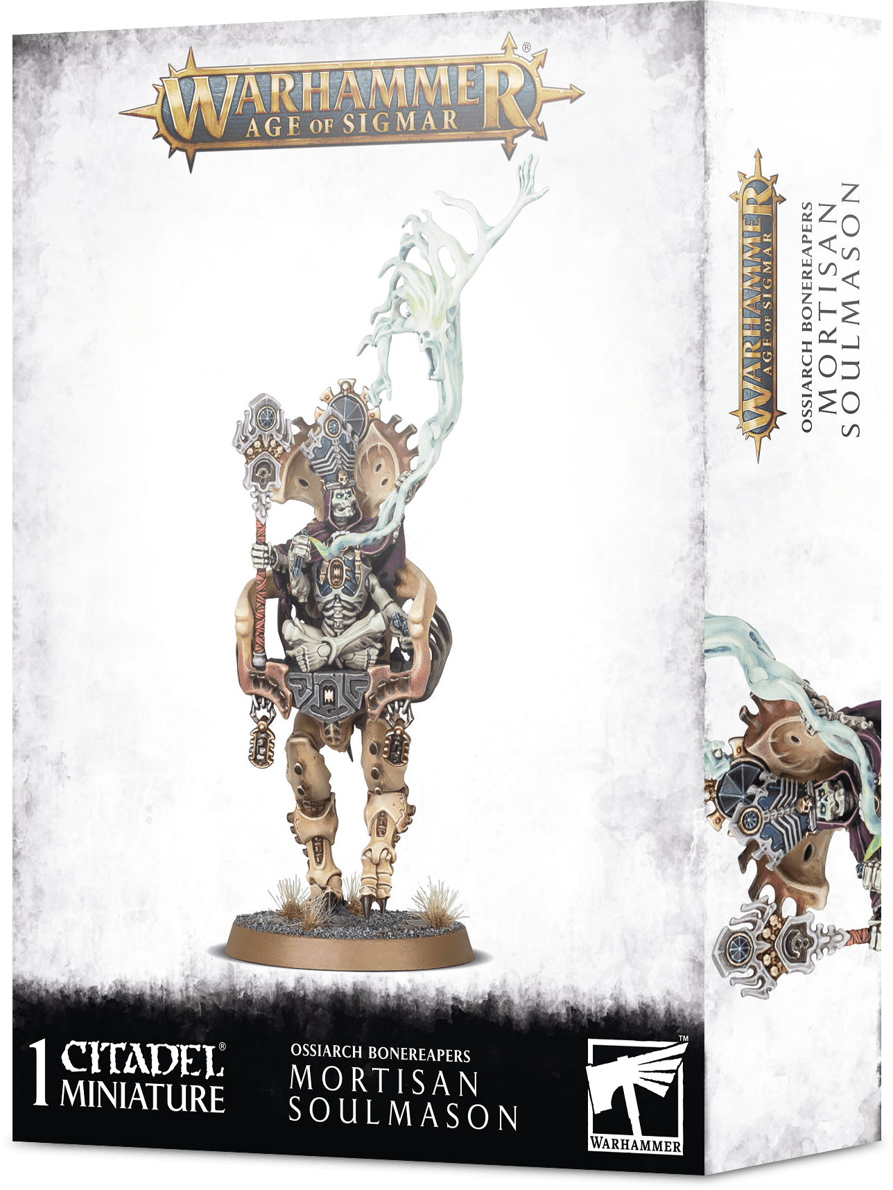 Warhammer Age Of Sigmar: Ossiarch Bonereapers: Mortisan Soulmason