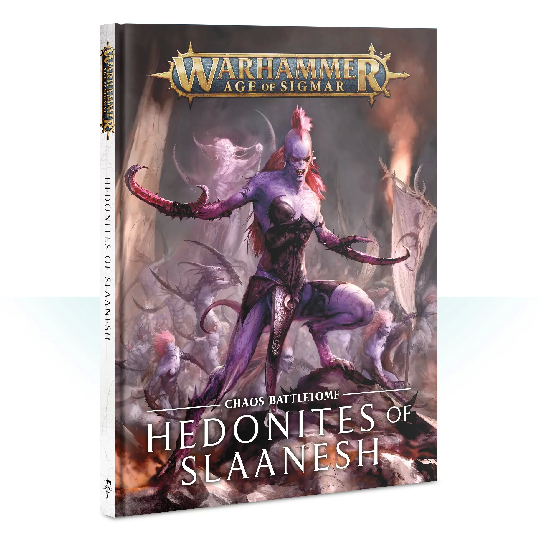 Warhammer Age of Sigmar: Battletome: Hedonites of Slaanesh