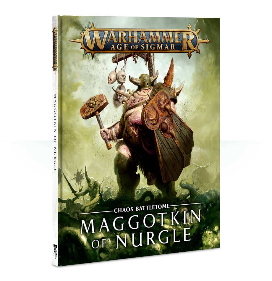 Warhammer Age of Sigmar: Battletome: Maggotkin of Nurgle
