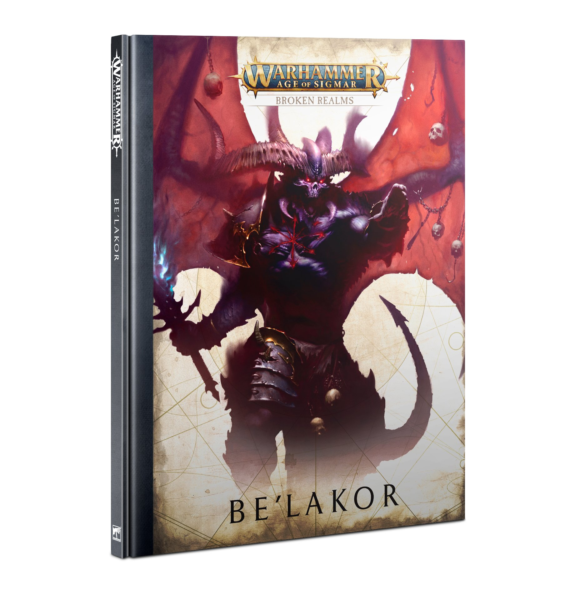 Warhammer Age of Sigmar: Broken Realms - Belakor (HB) (April 24th)