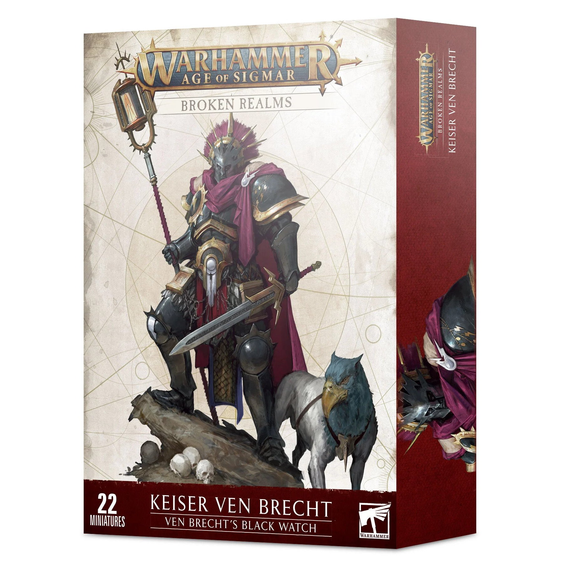 Warhammer Age of Sigmar: Stormcast Eternals: Broken Realms - Ven Brechts Black Watch