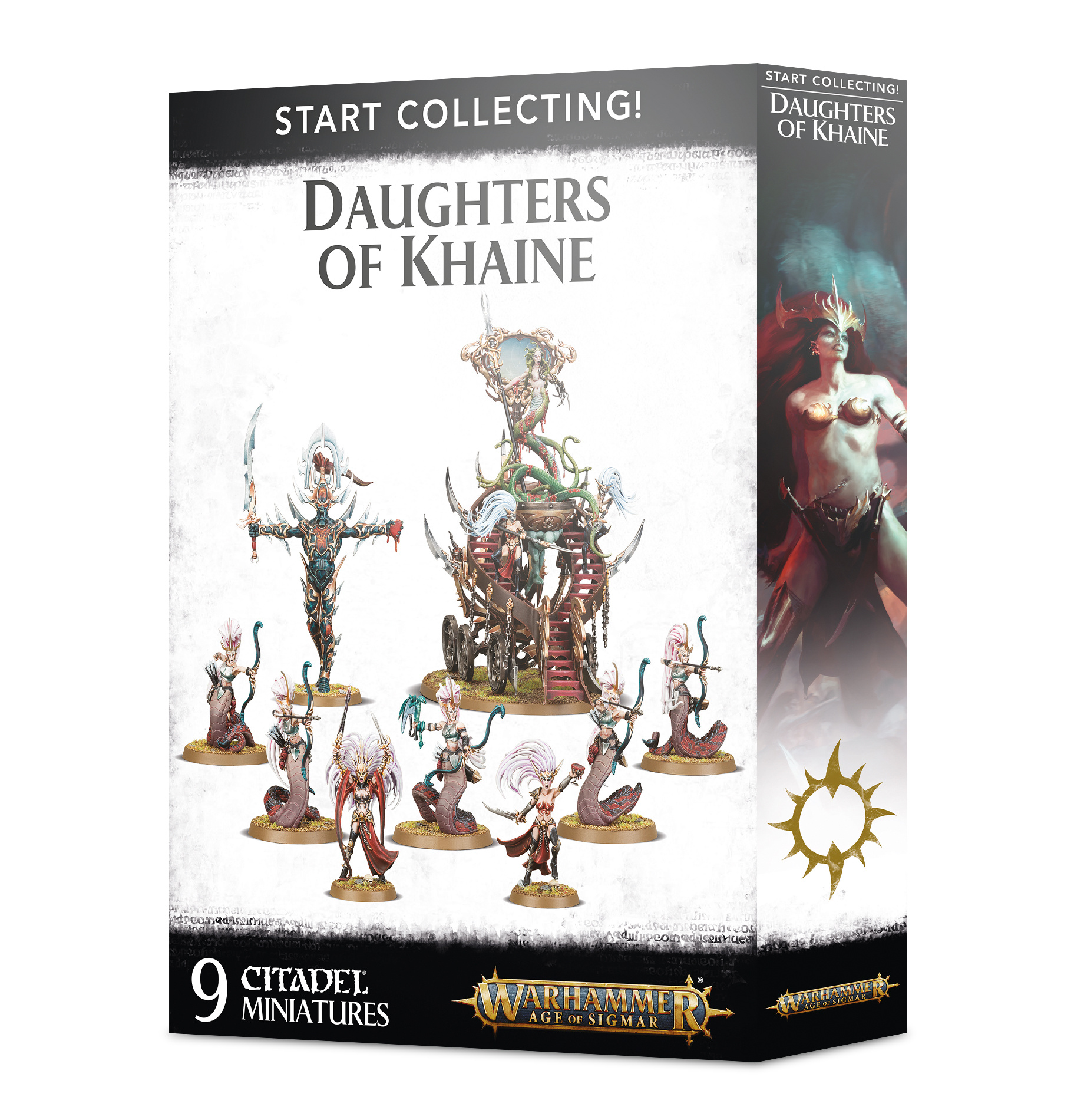 Warhammer Age of Sigmar: Daughters of Khaine: Start Collecting!