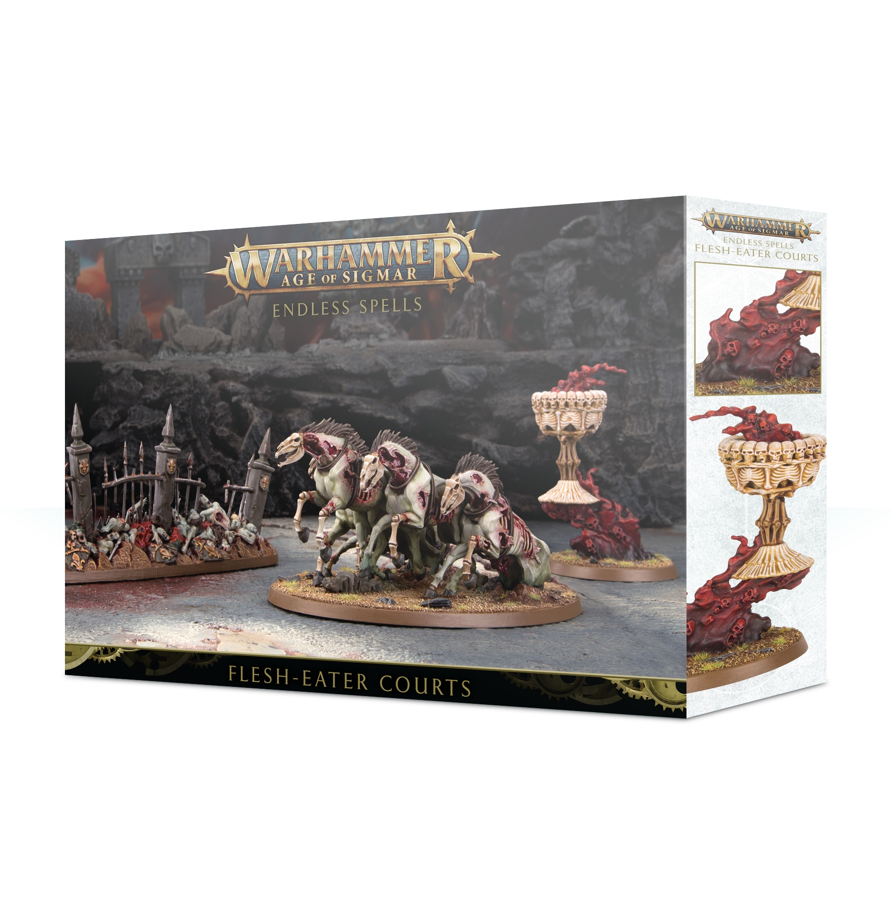 Warhammer Age of Sigmar: Flesh-Eater Courts: Endless Spells