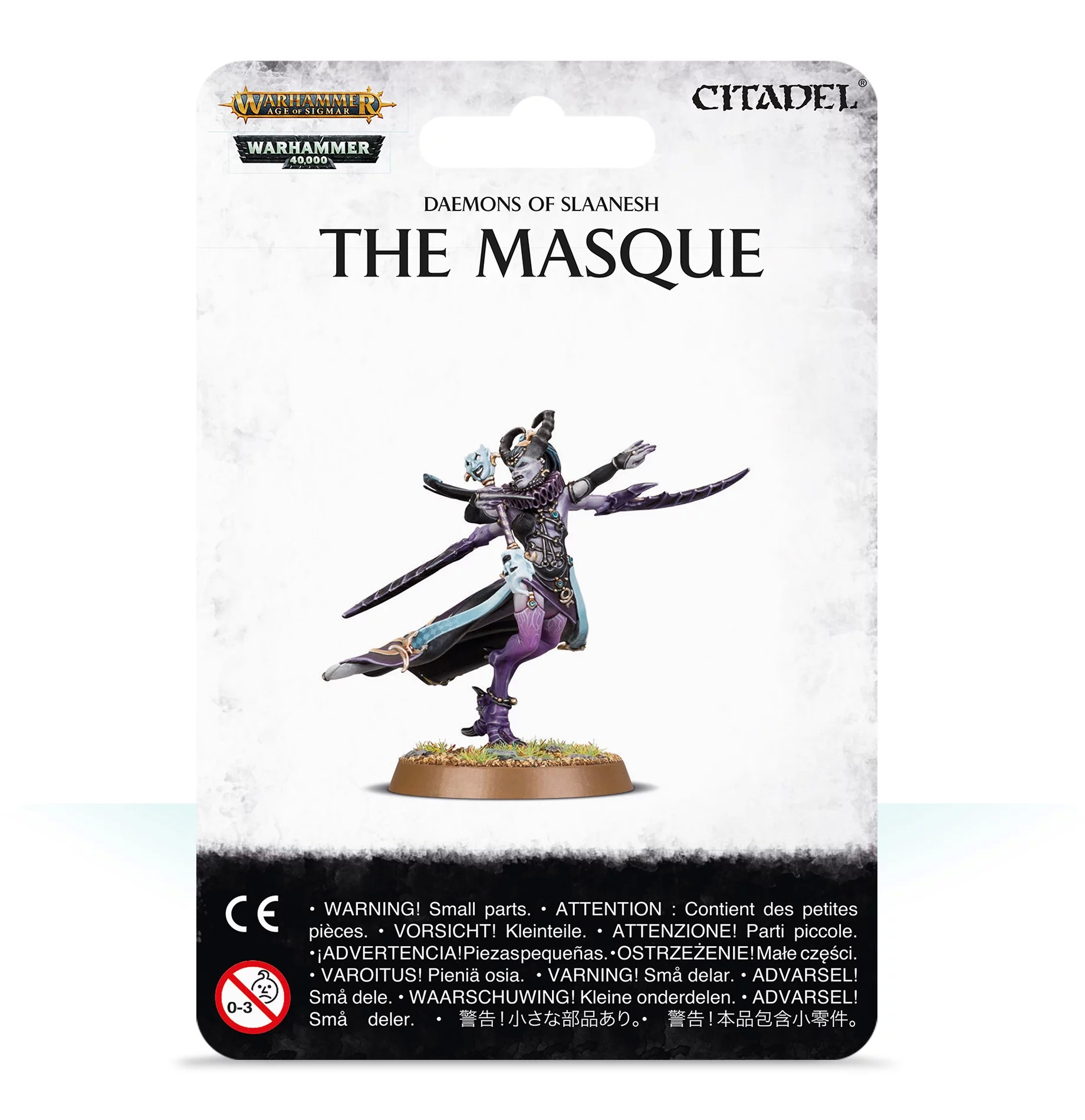 Warhammer Age of Sigmar: Hedonites of Slaanesh: The Masque