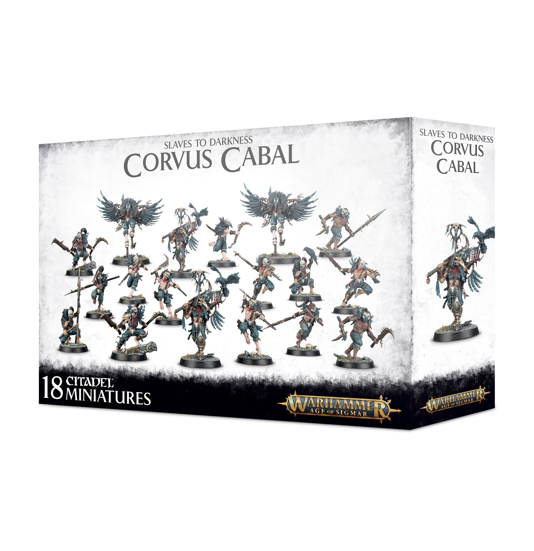 Warhammer Age of Sigmar: Slaves to Darkness: Corvus Cabal