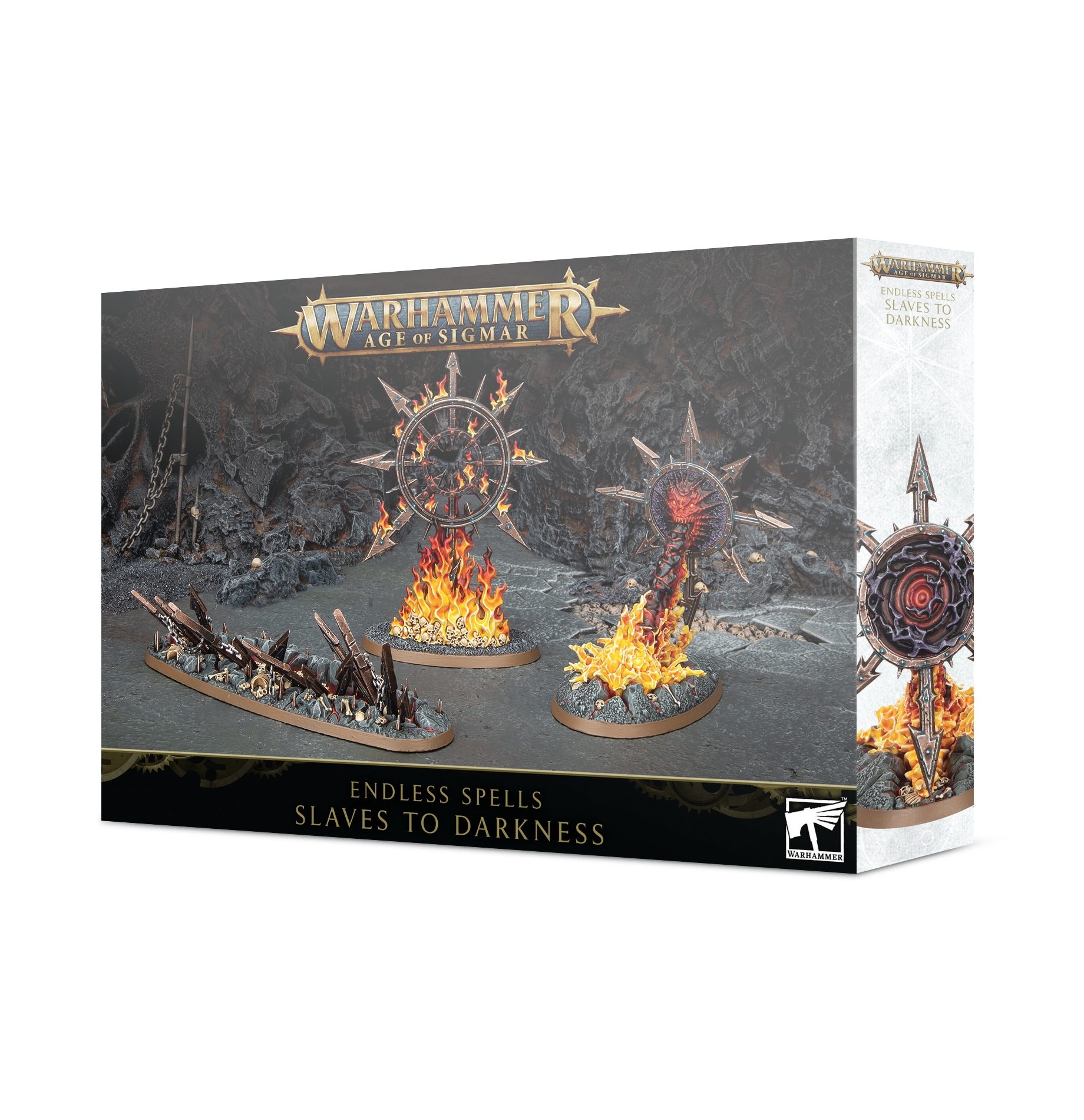 Warhammer Age of Sigmar: Slaves to Darkness: Endless Spells