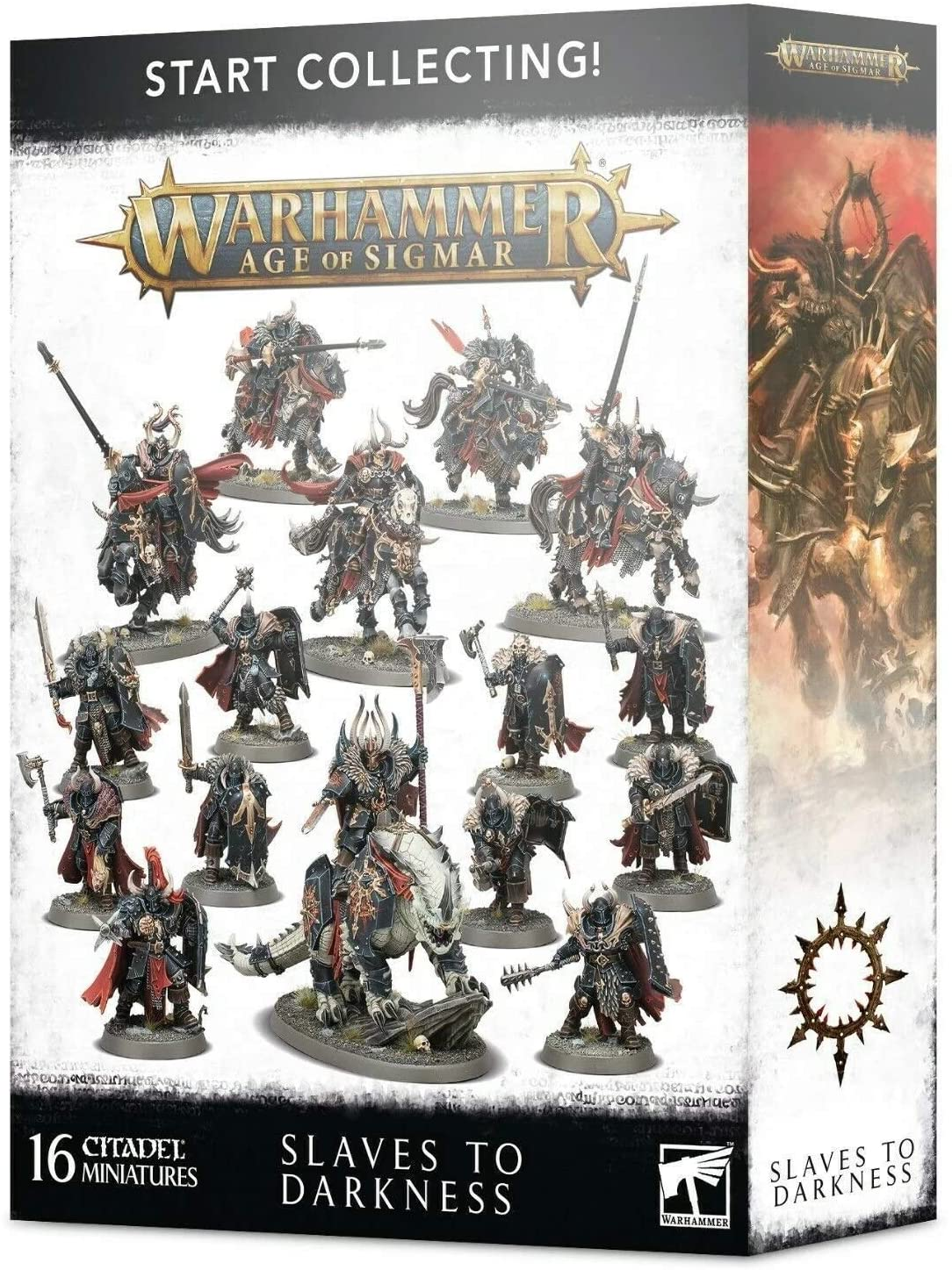Warhammer Age of Sigmar: Slaves to Darkness: Start Collecting! [2019 Version]