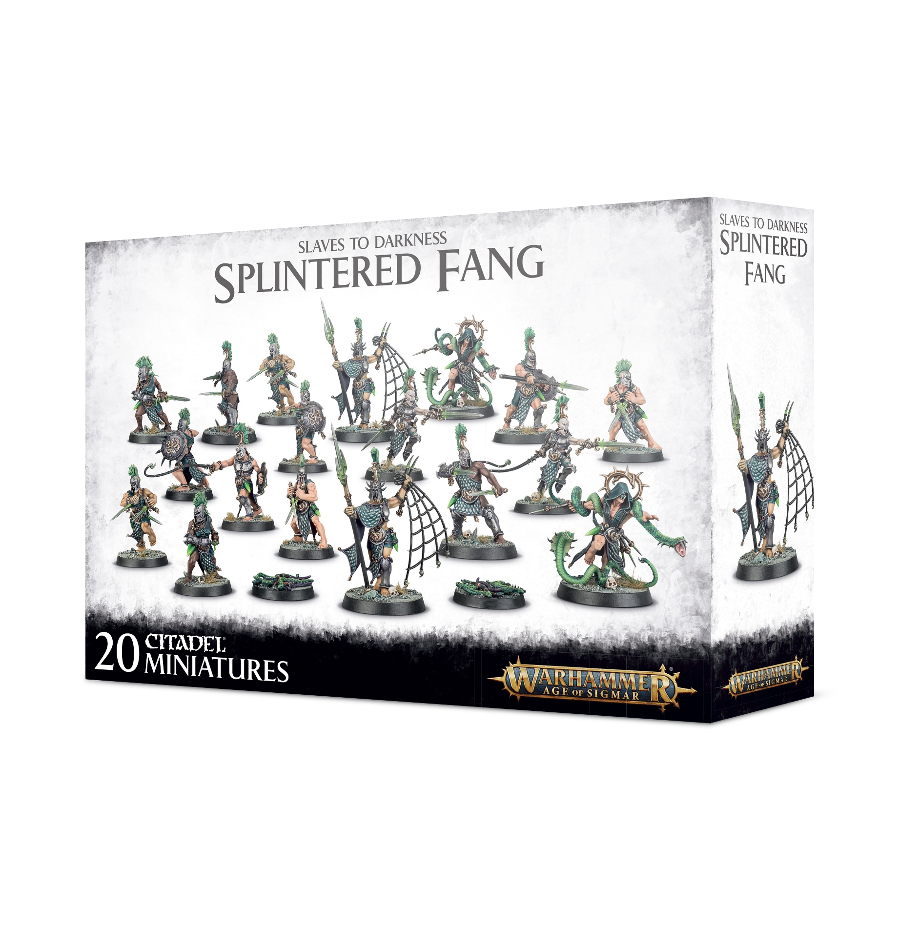 Warhammer Age of Sigmar: Slaves to Darkness: The Splintered Fang