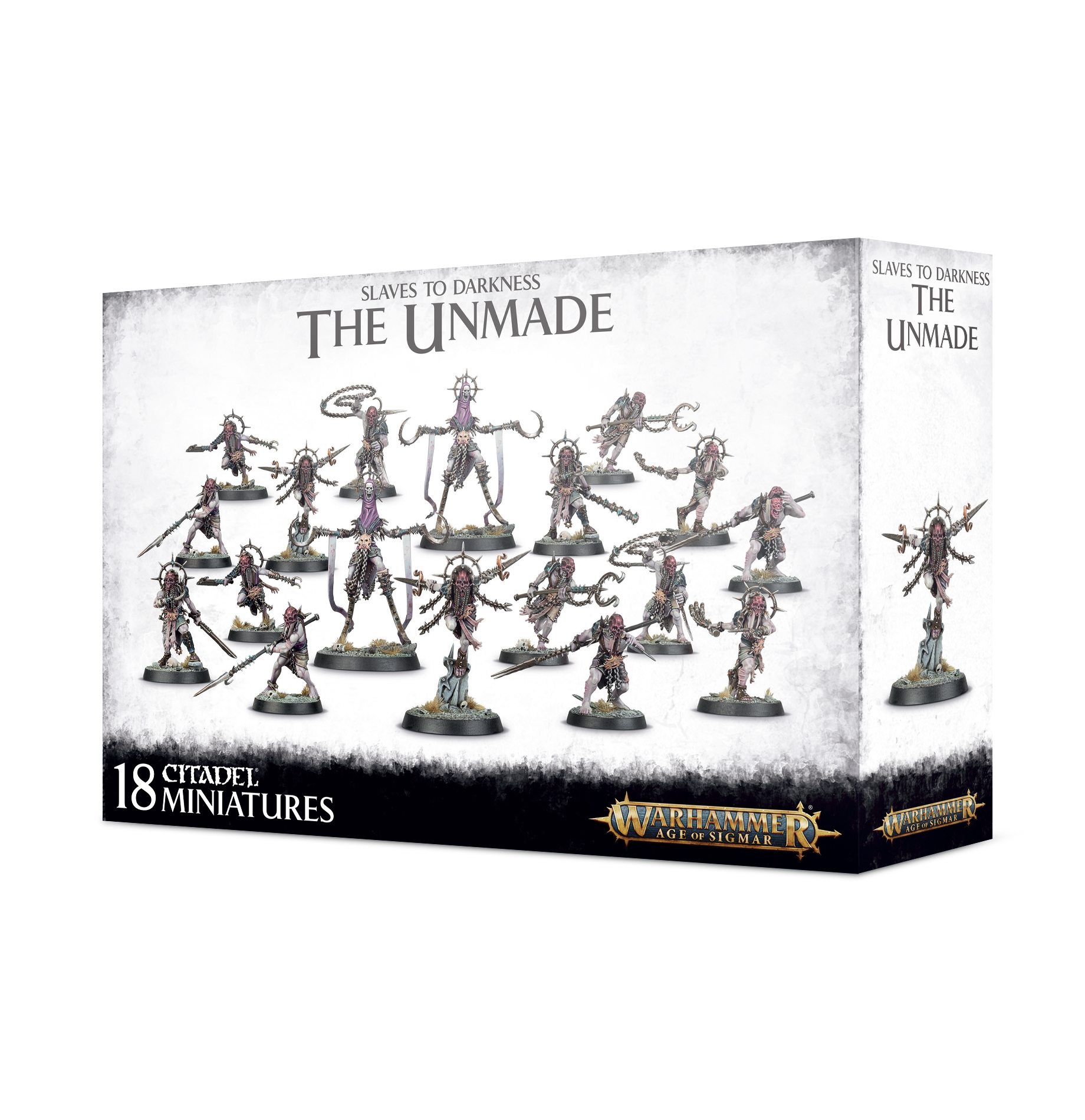 Warhammer Age of Sigmar: Slaves to Darkness: The Unmade