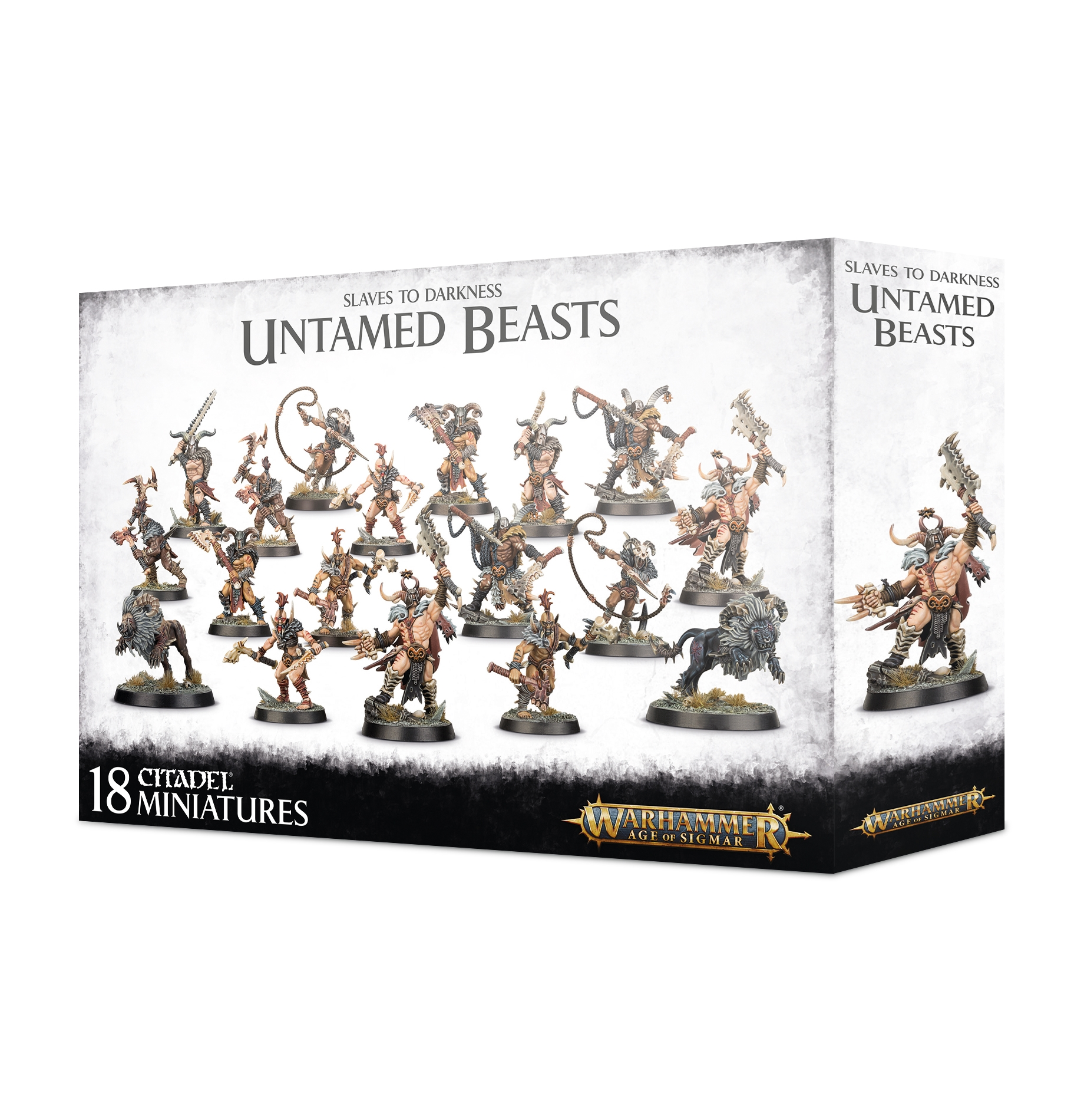 Warhammer Age of Sigmar: Slaves to Darkness: Untamed Beasts