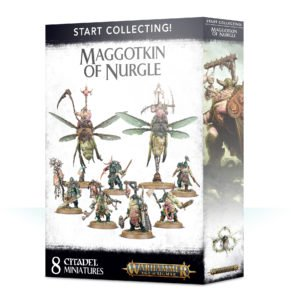 Warhammer Age of Sigmar: Start Collecting!: Maggotkin of Nurgle