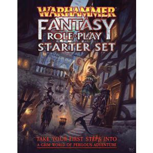 Warhammer Fantasy Roleplay (4th Ed): Starter Set [Damaged]