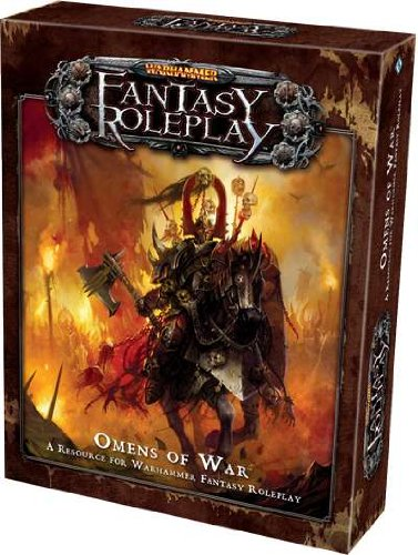 Warhammer Fantasy Roleplay: Omens of War [SALE]