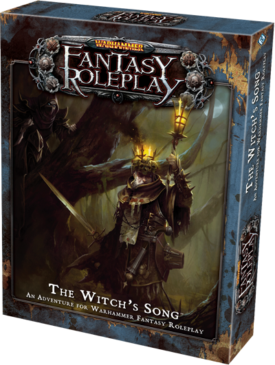 Warhammer Fantasy Roleplay: The Witchs Song [SALE]