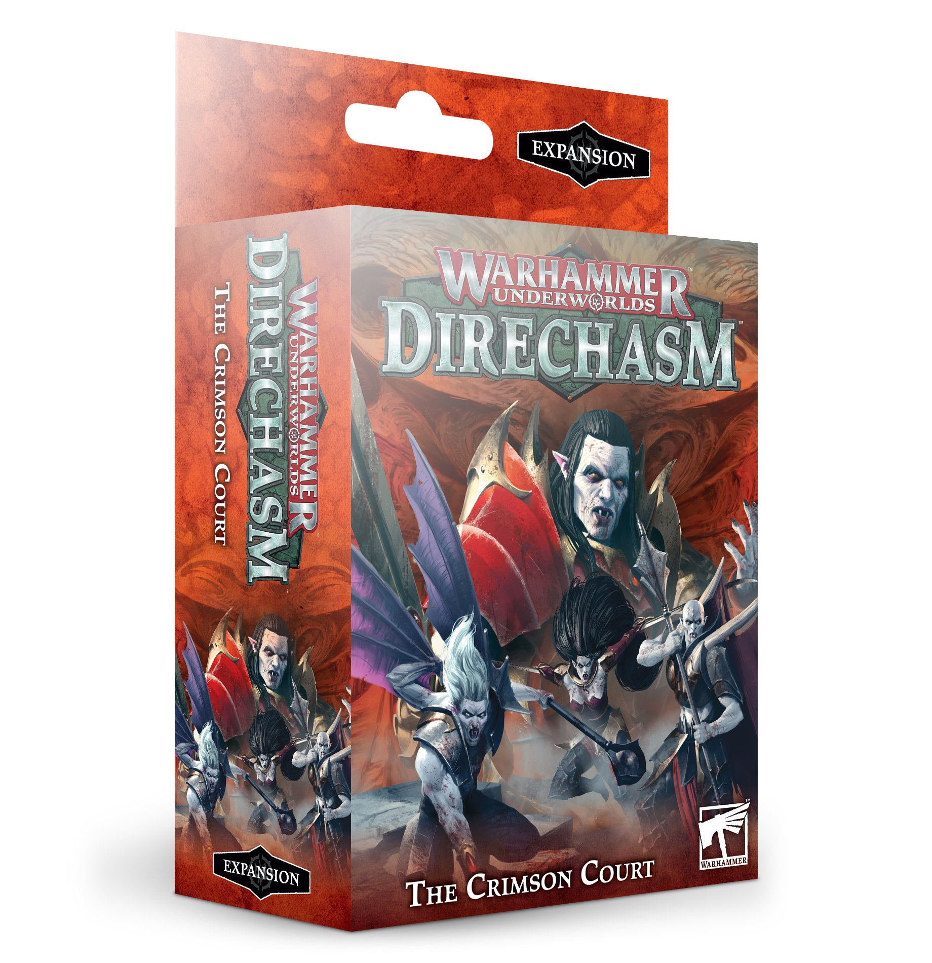 Warhammer Underworlds: Direchasm: The Crimson Court